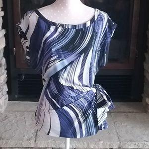 New York & Company Sleeveless Tunic. Size XL